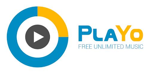 PlaYo aplicación para descargar música gratis