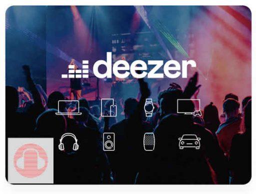Descargar música de Deezer