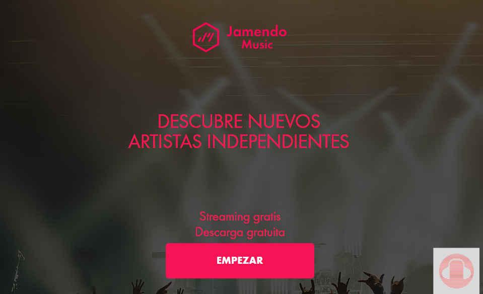 Música gratis Jamendo