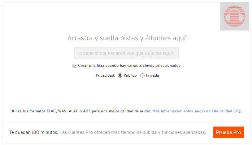 Descargar Soundcloud Online