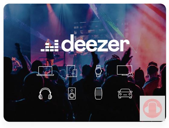 Deezer para Android
