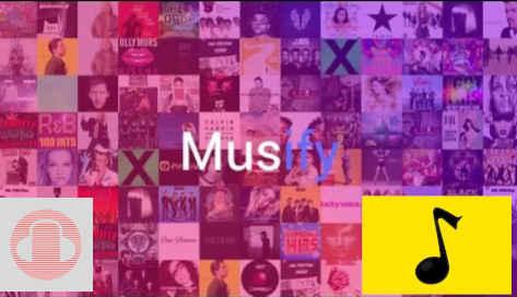 MusifyFM para iphone