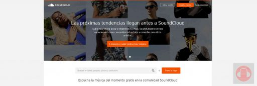SoundCloud Sin Copyright