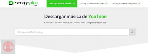 Web DescargaPLUS