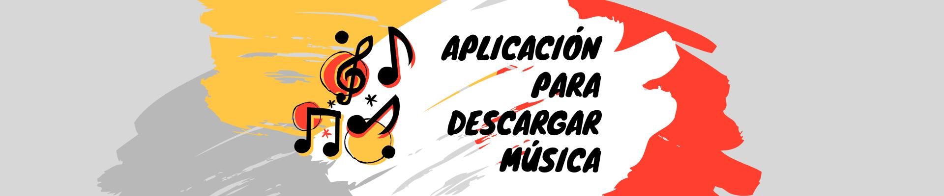 Aplicación para descargar música